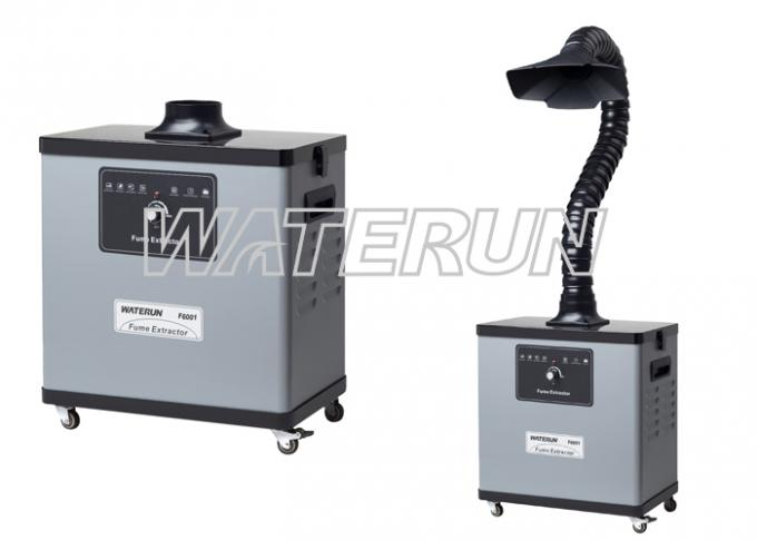 Single Arm Portable Fume Extraction Systems Welding Fume
