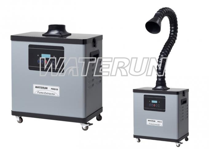 High Efficiency Chemical Fume Extractor System With