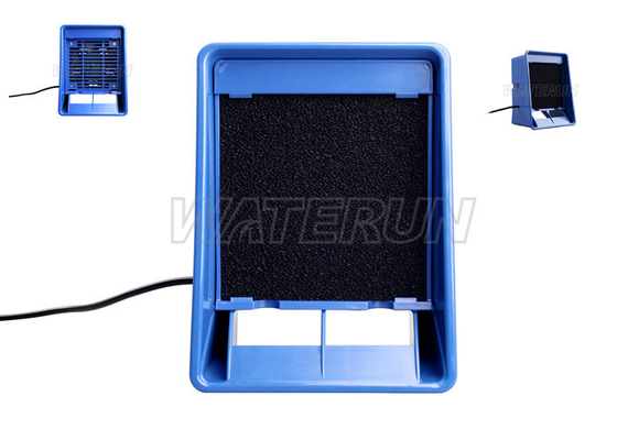 China Smoking Device Soldering Smoke Absorber , Welding And Soldering Fume Remover supplier