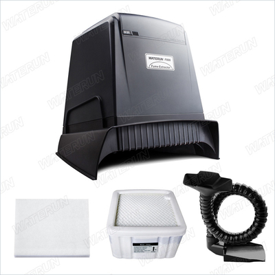 China 35W 60W 80W F800 Desktop Fume Extractor Smoke Purifying Filter Quiet Operation supplier