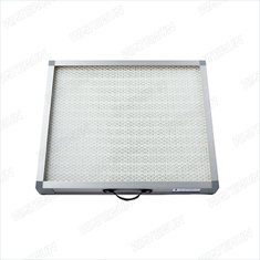 China Glass Fiber Material Fume Extractor Filters Absorbing Dust Particles Above 0.3μM supplier