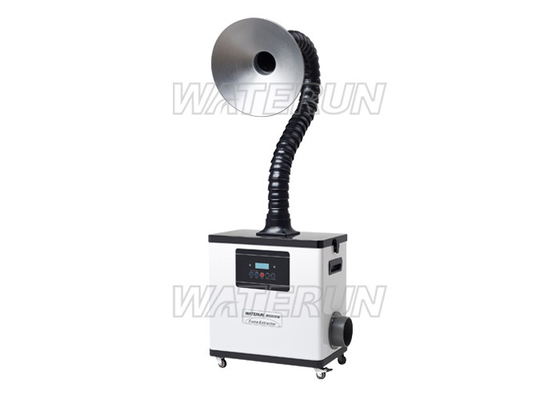 China PM2.5 Filter System Portable Welding Fume Extractor / Smoke Evacuator Machine supplier