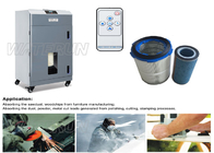 Industry Air Purifying Portable Fume Extractor , Active Carbon Cartridge Dust Fume Extraction