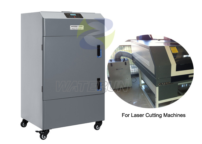 Welding Fume Extraction Systems : Professional laser cutting fume extractor filter for