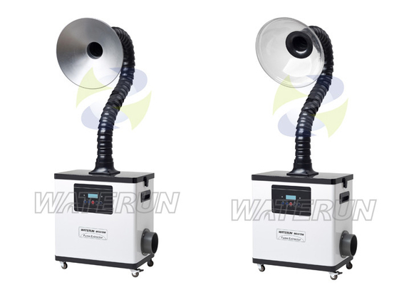 China Corrosion Resistant Welding Laser Fume Extractor For Moxibustion Therapy distributor