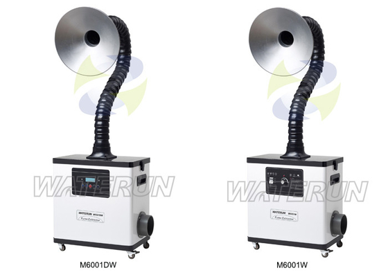 China Multiple Filter Mobile Fume Extractor Low Noise Welding for Removing Fume distributor