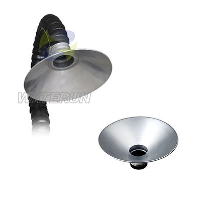 China Aluminum Hood Dust Extractor Accessories For Fumes Extractor Smoke Eliminator Machine distributor