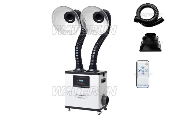 China Digital dust extraction equipment , Chemical Solder Fume Extractor distributor