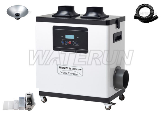 China Lab Exhaust Purifier Laboratory Fume Extractor with Tripartite Efflux System distributor