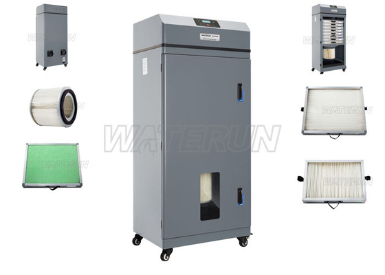 China Laser Cutting Smoke Extraction System Large for Welding 110V - 220V 700W factory