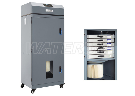 China 700 W Industrial Fume Extractor High Efficiency Air Purifying System factory