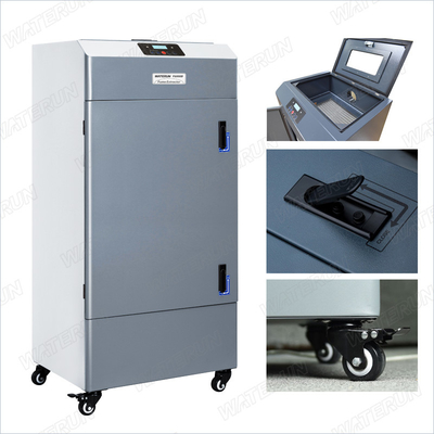 China 700W Industrial Fume Extraction Systems Fume Purification Equipment Low Noise distributor