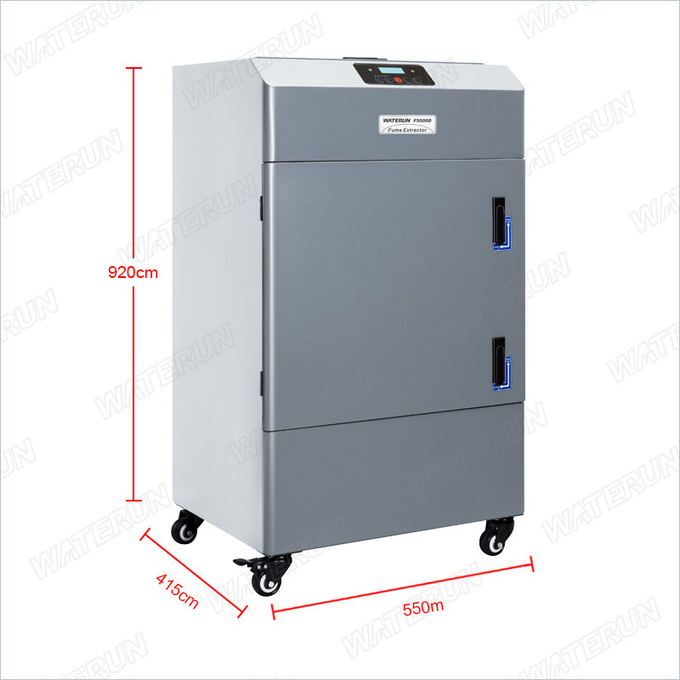 8 Layers High Efficiency Laser Engraver Fume Extractor